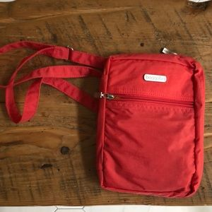 Baggallini Travel bag, Multi-strap  Coral bag